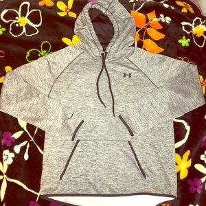 Women's Under Armour ColdGear Loose Pullover Sz L